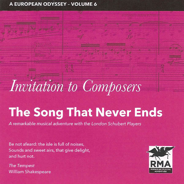 Invitation to Composers - The Song That Never Ends