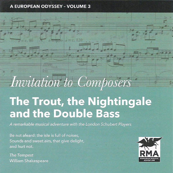 Invitation to Composers - The Trout, the Nightingale and the Double Bass